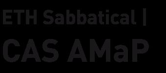 ETH Sabbatical (CAS AMaP)